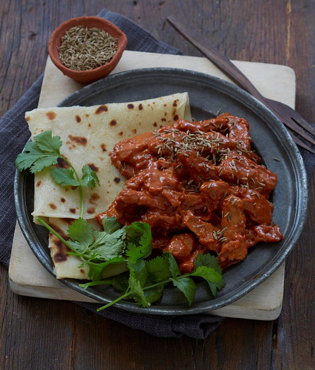 Trisha Pillay's Meat Free Sweet & Spicy Chicken Curry