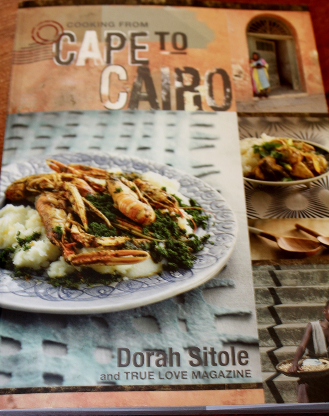Inspirational Women: Dorah Sitole ~ Cooking from Cape to Cairo