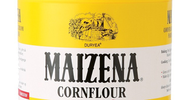Packaging News: Maizena In a 500g Tub (Recipe Included)