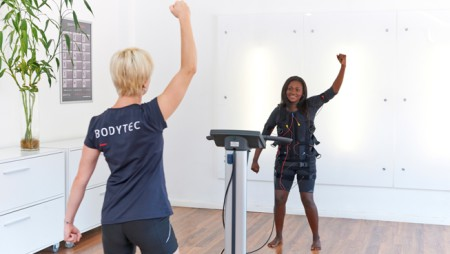 Health & Fitness: 20 Minute Workout Session At Bodytec