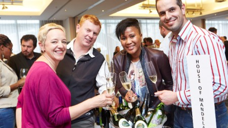 Vinimark and Wine Worx Cape Town Trade and Media Wine Fair 2014