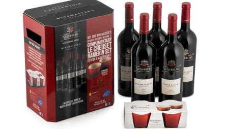 Nederburg's Premier, Food -Friendly Five-Pack of Reds For Run of MasterChef South Africa