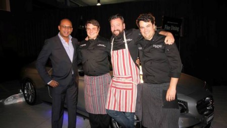 Master Chefs, Fine Food and Master Cars at Mercedes-Benz AMG Performance Tour