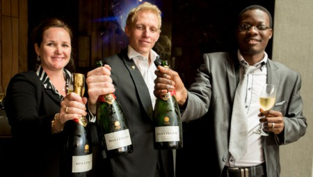 The Bollinger Exceptional Wine Service Awards 2014:  Meet the Finalists