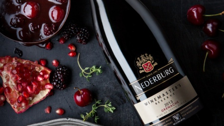 Make a Statement with Nederburg's Grenache, Exclusive to Woolworths