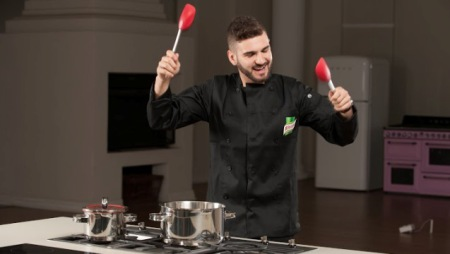 Joburg: Knorr Presents What's for Dinner Cooking Classes Hosted by J'Something
