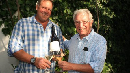 Longridge Launches Wine From Legendary Vineyard