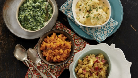 Something New:  A Homecooked Vegetable Offer by Nuveg