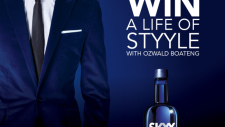 Take Part In The SKYY® VODKA Life Of Styyle Campaign
