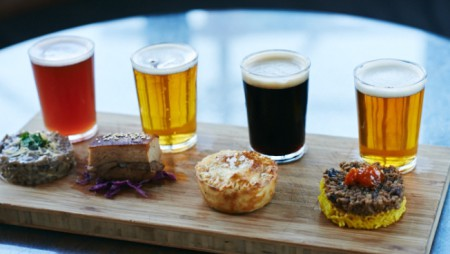 Food And Beer Pairing With Devil's Peak Brewing Company