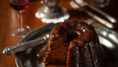 How About  A Sweet Sticky Sedgwick's Pudding?