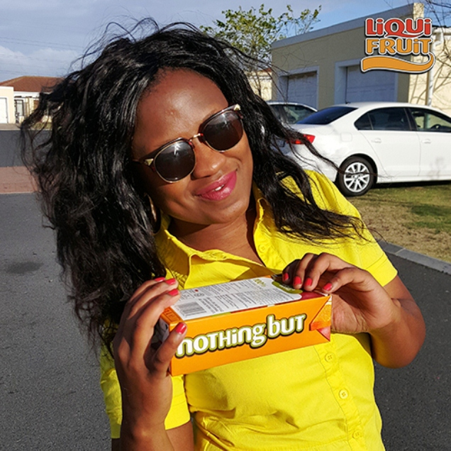 Share Your #NothingBut Moments With Liqui-Fruit