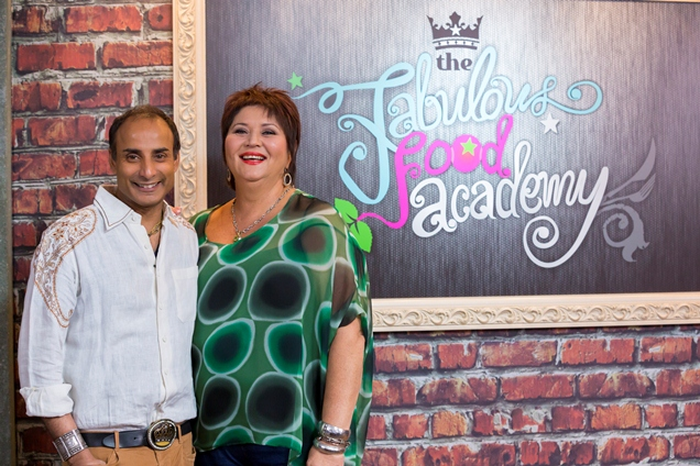 New Cooking Show:  Jenny & Reza's Fabulous Food Academy