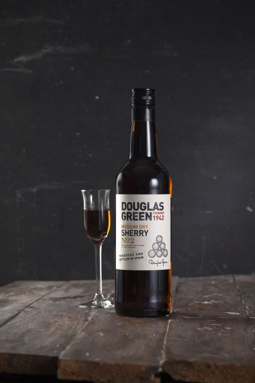 Douglass Green Medium Dry Sherry