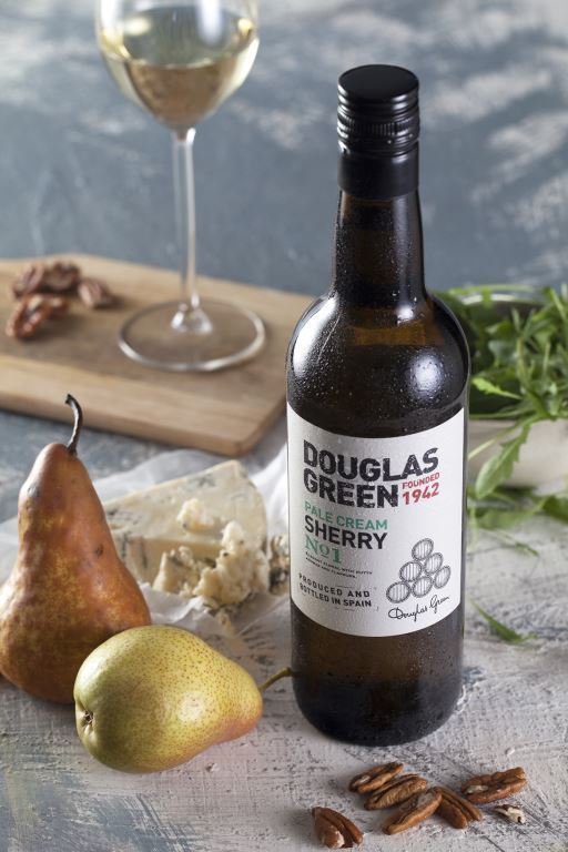 Douglass Green Pale Cream Sherry