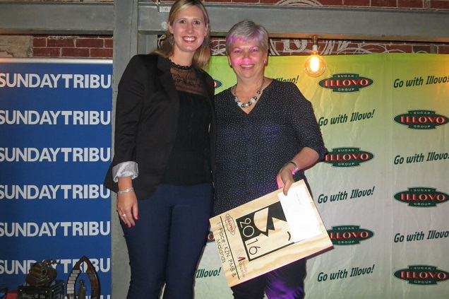 1st Place - Terbodore Coffee Roasters (Midlands)
