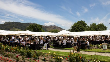Mastercard Presents The Franschhoek Cap Classique and Champagne Festival 'The 'Magic of Bubbles'