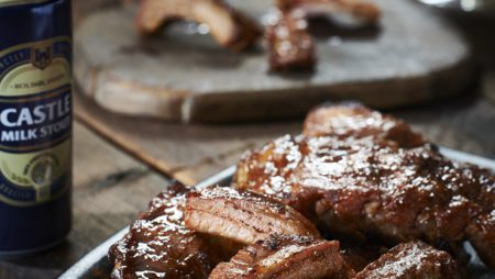 Sticky Stout Ribs by J'Something