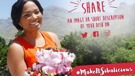 Fans to Star In Food Network's New Comission Siba's Table: Sibalicious! #MakeItSibalicious