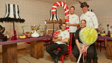 Chocolate Factory Fantasy World at Southern Sun Cape Sun
