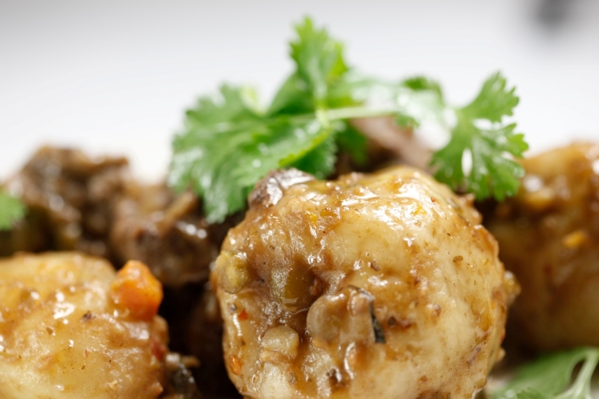 Dumplings And Lamb Stew One Of Mzansi S Favourite Comfort Dishes