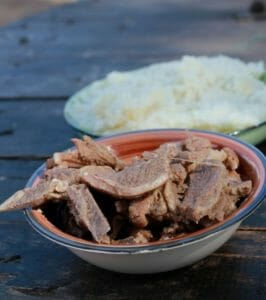 Traditional Food from the streets of Jozi
