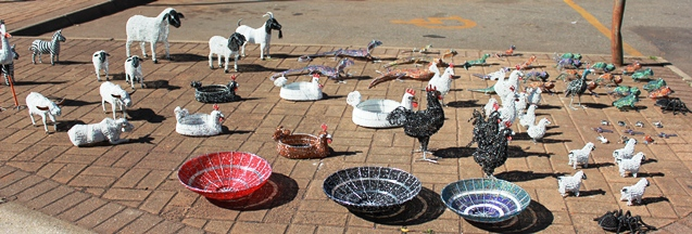 Street Craft, Sabie