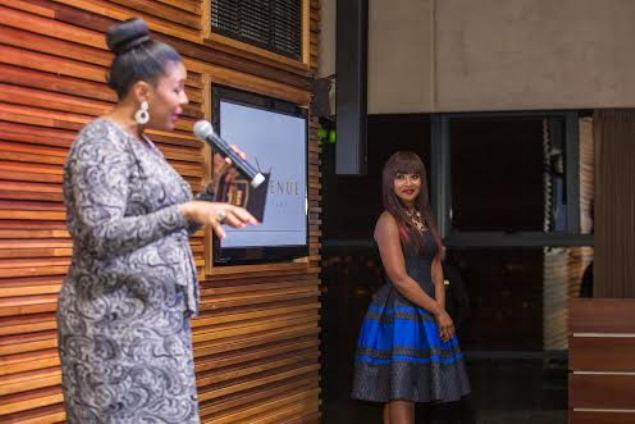 Cooking with Lorna Maseko and friends