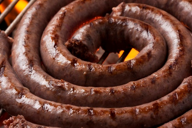 Heritage Day Beer-Marinated Boerewors