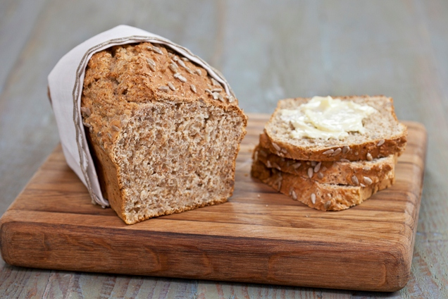 Whole wheat health bread