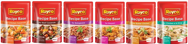 Royco® Recipe Base Sauces