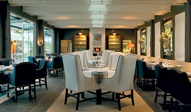 The Restaurant at Grande Provence