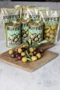 Buffet Olives and Onion Tart Recipe