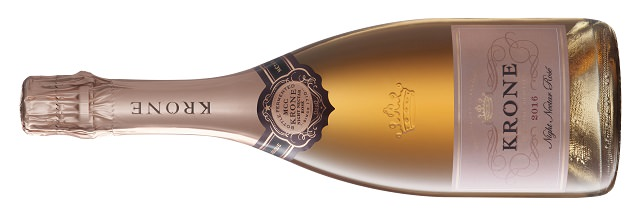 Krone Night Nectar Demi-Sec Rosé 2016 for Mother's Day