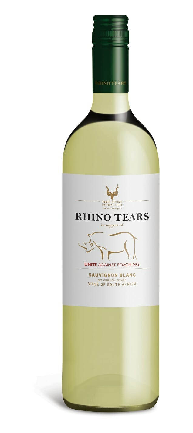 Drink Wine And Contribute Towards A Good Cause With Rhino Tears