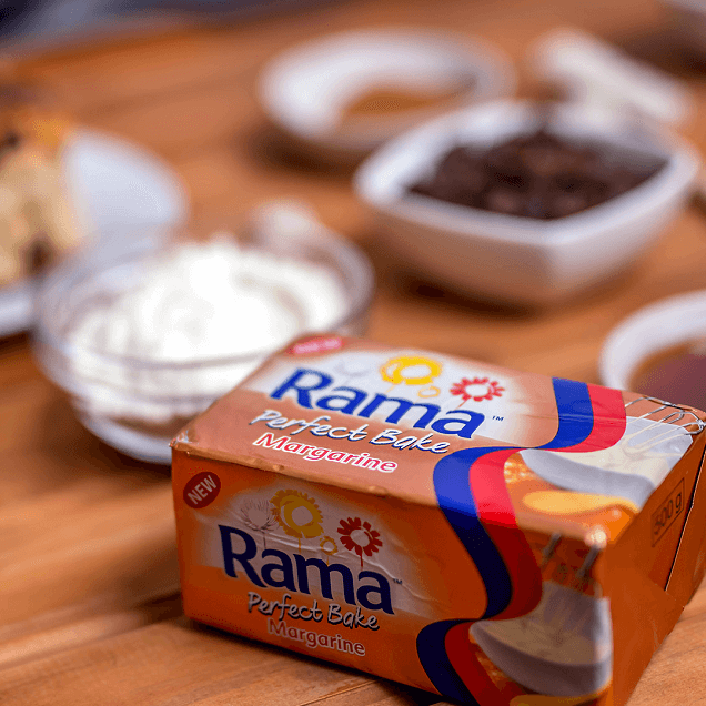 Easter Baking with Rama Perfect Bake