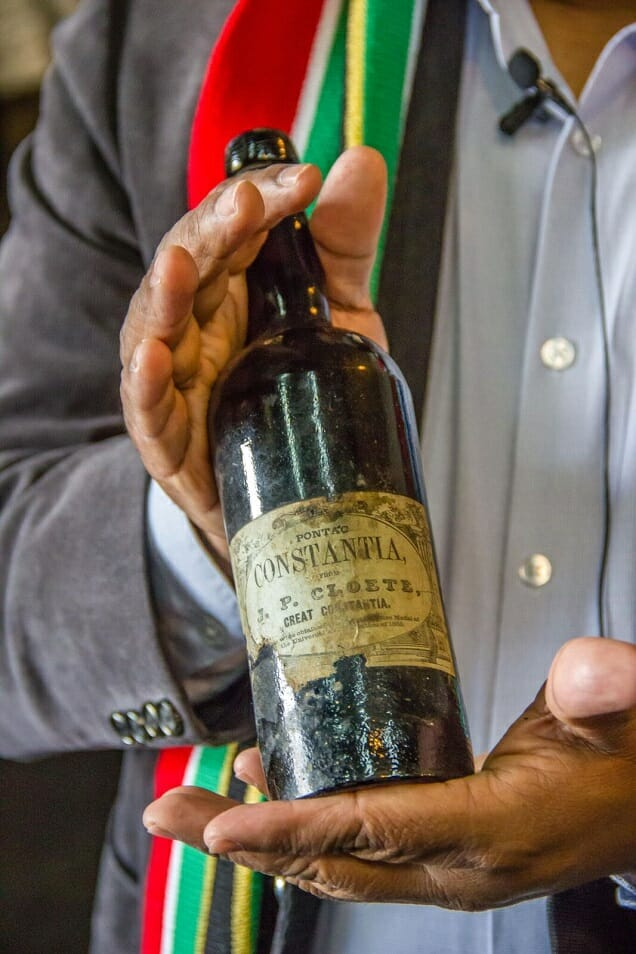 160 Year Old Bottle...